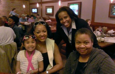 Blake Catherine, Stacie, Me & Marjorie