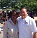 On the Fayetteville Square with Tim Snively