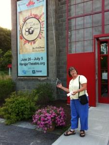 Betsy at Hangar Theatre