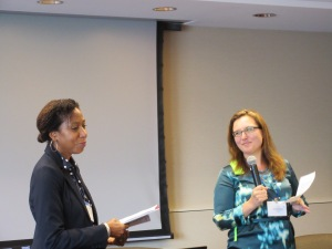 Brenda Sutton-Willis & Cassie Springer Ayeni,, Co-Chairs of the LEL LDP